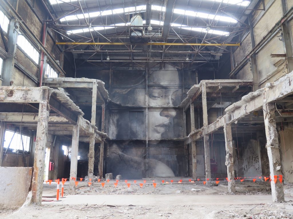 RONE The Alpha Project Melbourne