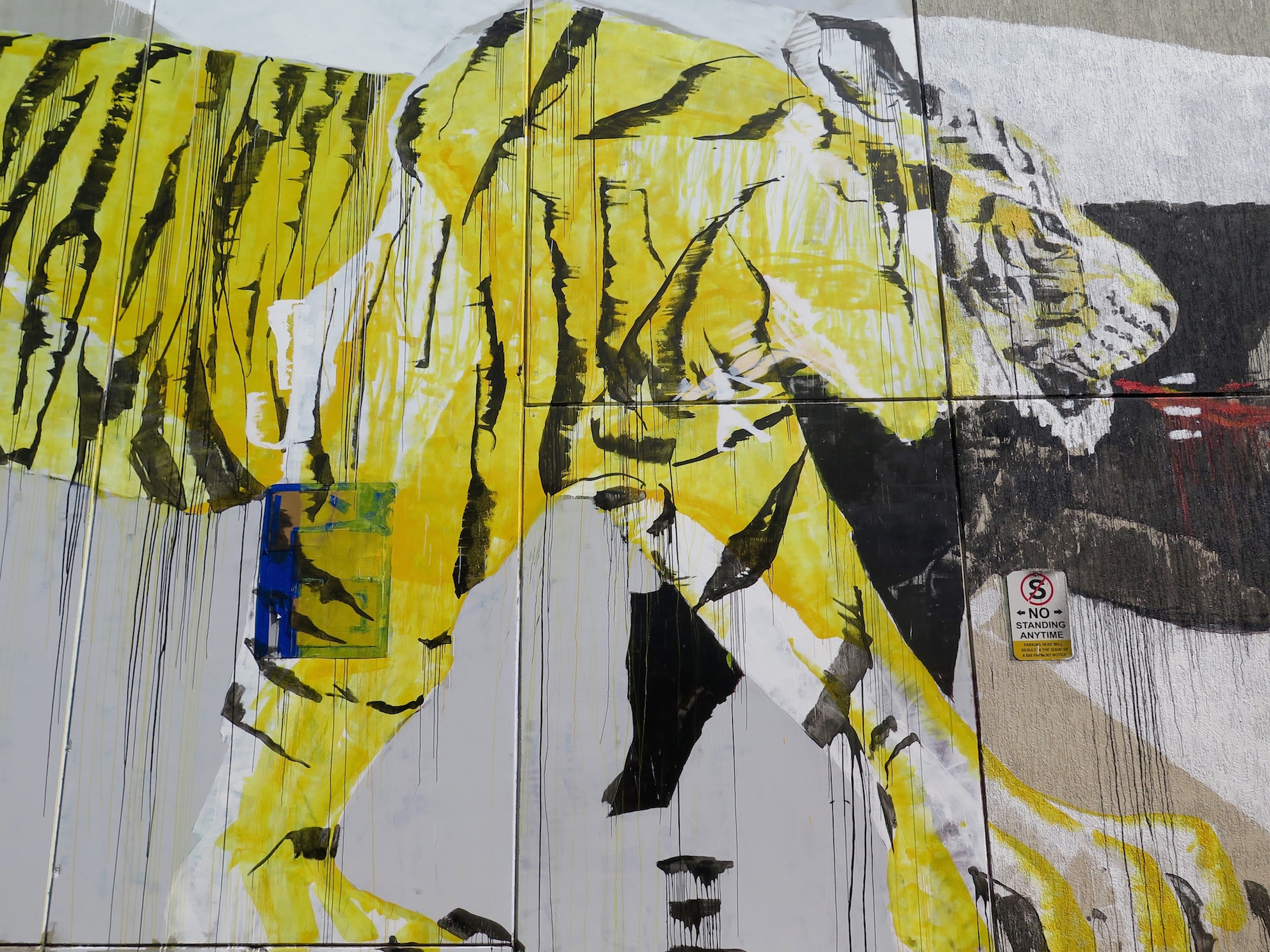 """Bright Future"""" by TwoOne in Melbourne - The Dallas Art Dealers ..."""