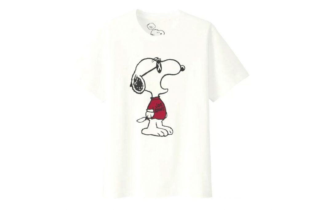 """Peanuts"" Kaws x Uniqlo Capsule Collection"