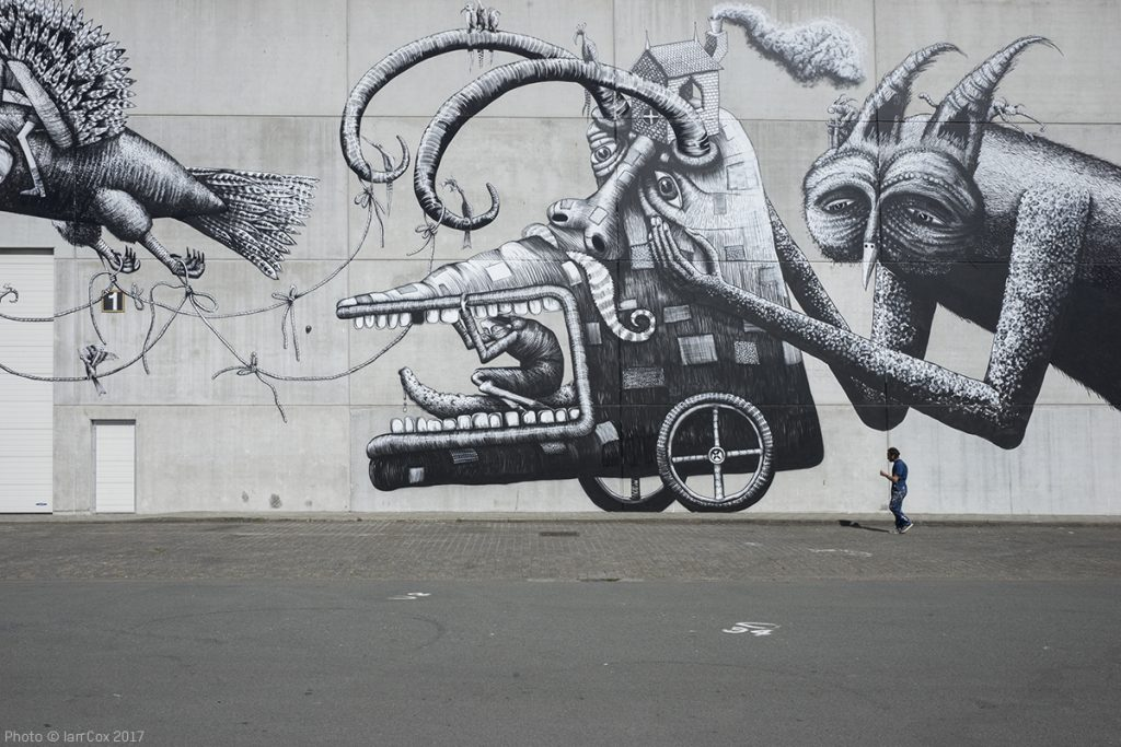 The Crystal Ship: Phlegm in Ostend, Belgium