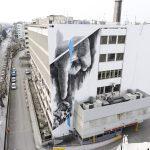 """Stay Away"" by INO in Thessaloniki, Greece"