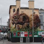 """Red Squirrel"" by Bordalo II in Dublin, Ireland"