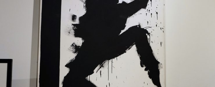 "Coverage: Richard Hambleton ""Street Realism"", Soho, NYC"