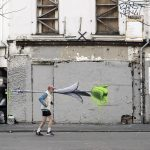 """Nahash"" & ""Straight To The Point"" by Ludo in Paris, France"