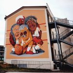 """ALL IN ALL WIN"" by Marina Capdevila in Bergamo, Italy"