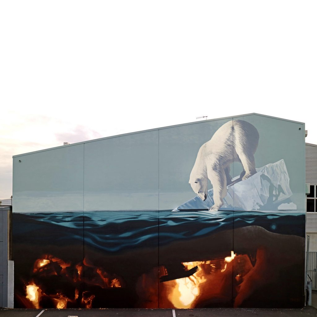 """Last Island"" by Onur in Napier, New Zealand"