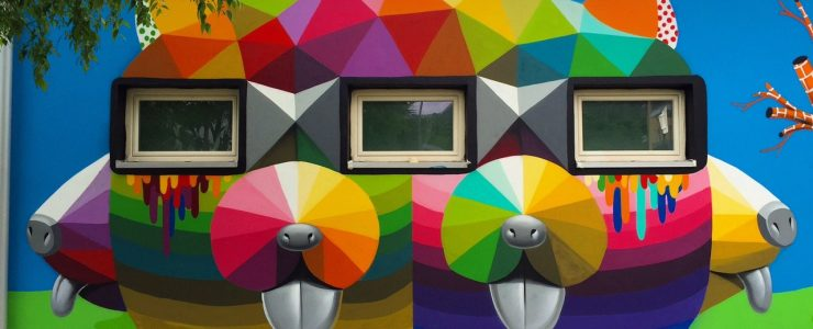 Video: Colouring the World 2016: A Film by Okuda San Miguel