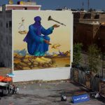 """Magician of Maghreb"" by Waone in Rabat, Morocco"