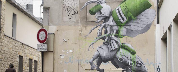 """""""Centaur"""" by Ludo in Paris"""