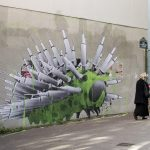 """I don't do drugs. I am drugs."" by Ludo in Paris"