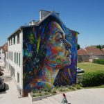 David Walker in Lieusaint, France