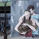 New mural from Jana & JS in Paris, France