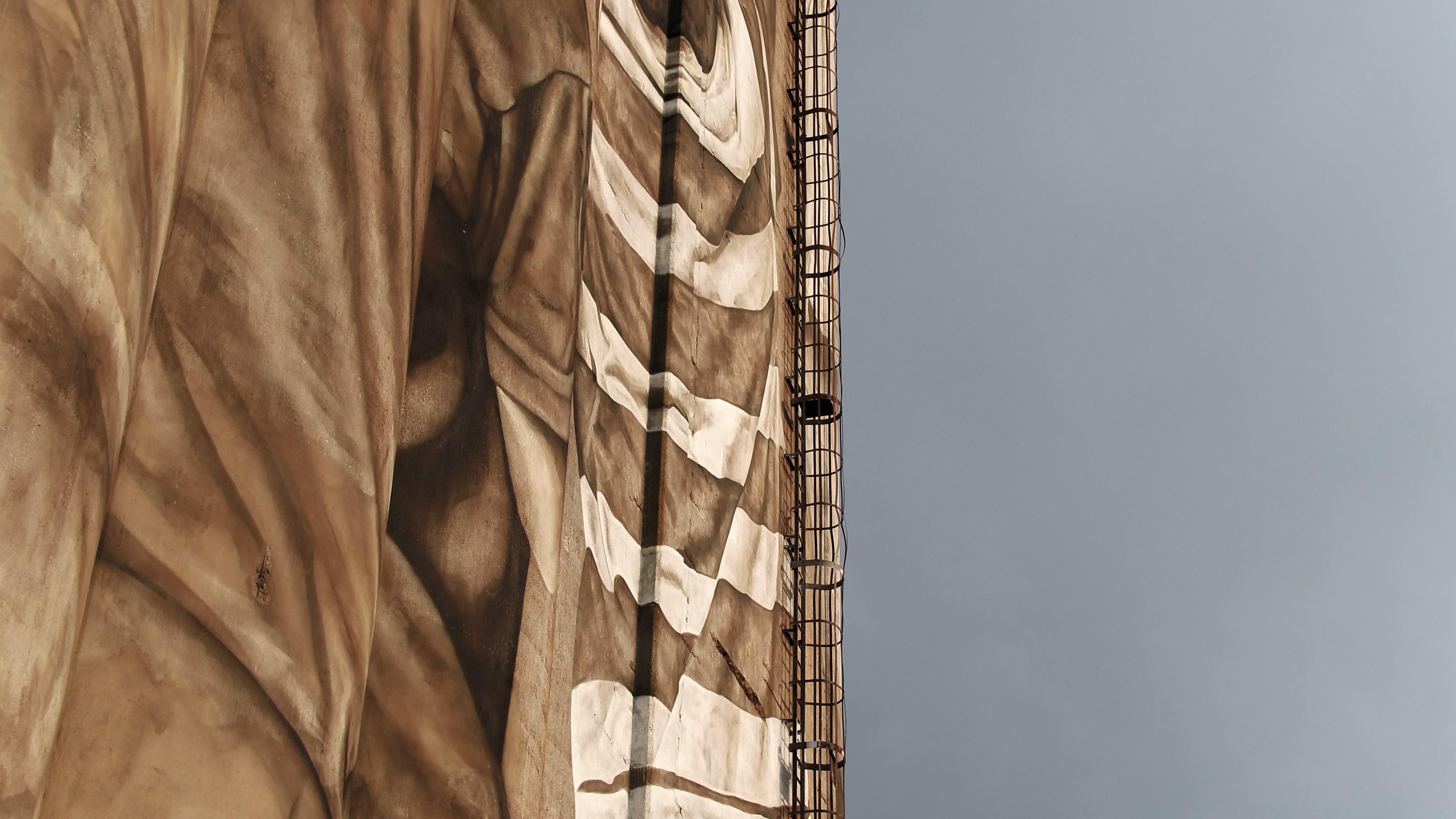 Guido van Helten in Nashville, USA Artes & contextos 4 6