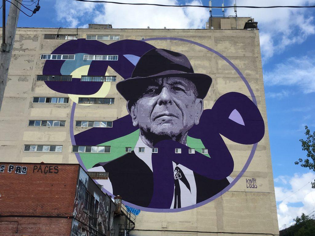 Recap: MURAL International Public Art Festival 2017 in Montreal, Canada