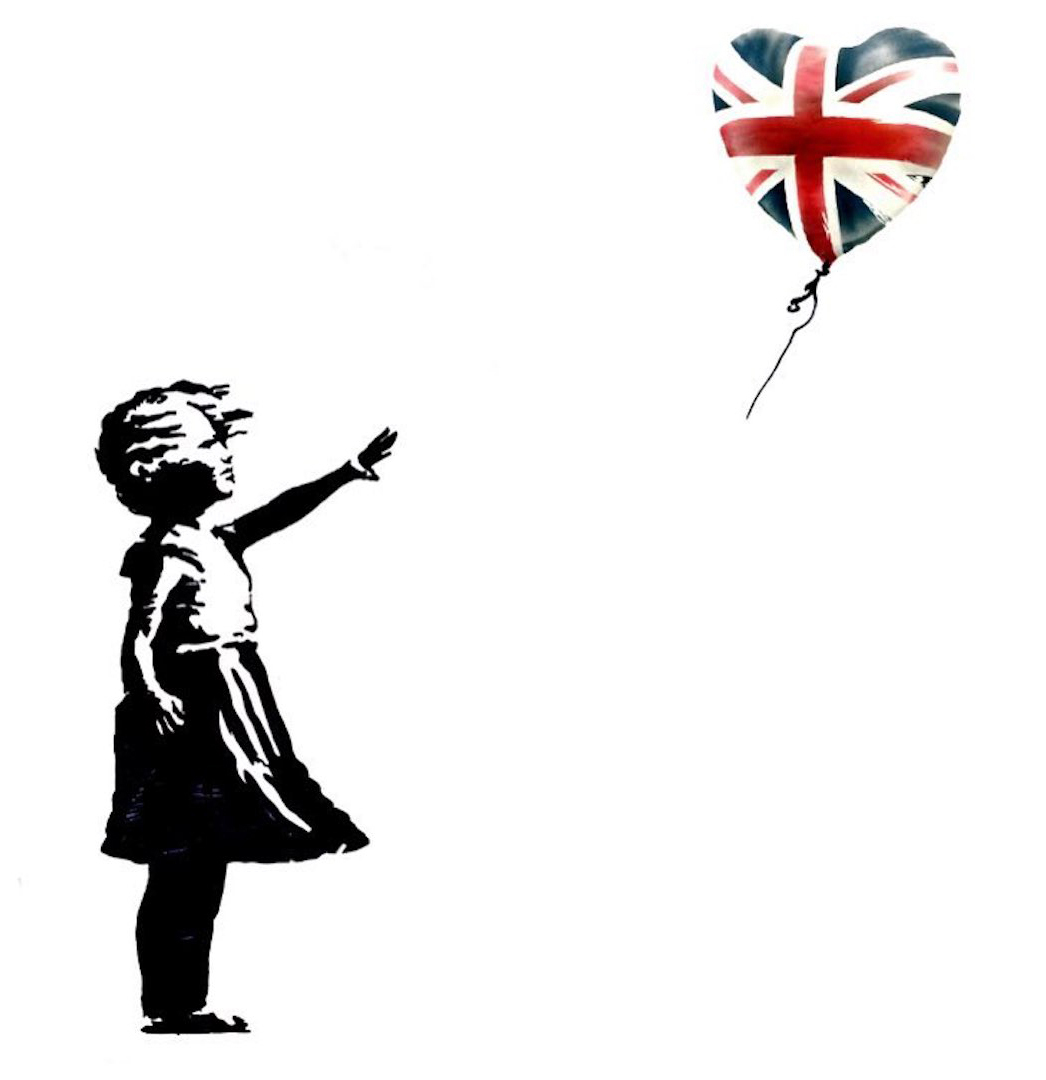 Banksy offers free prints to those voting against the Conservatives