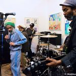 Coverage: Mind ⚡ Power by Darryl Jenifer of Bad Brains Feat.  Shepard Fairey,  Lucian Perkins, John Mousheghian, & Craig Wetherby, @ Okay Space, Brooklyn, NYC