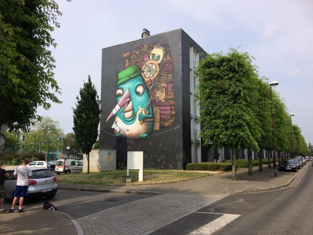 Ador & Semor Collaborate in Nantes, France