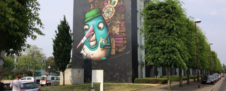 Ador & Semor Collaborate in Nantes, France