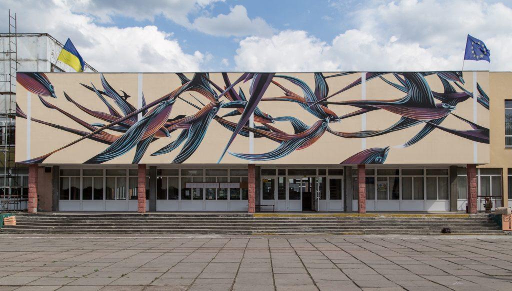 Pantonio in Cherkasy, Ukraine