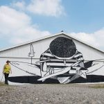 Alex Senna's New Piece in Schinveld, Holland