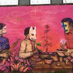 """""""Life In Our Hands"""" by Saner in Mexico City"""