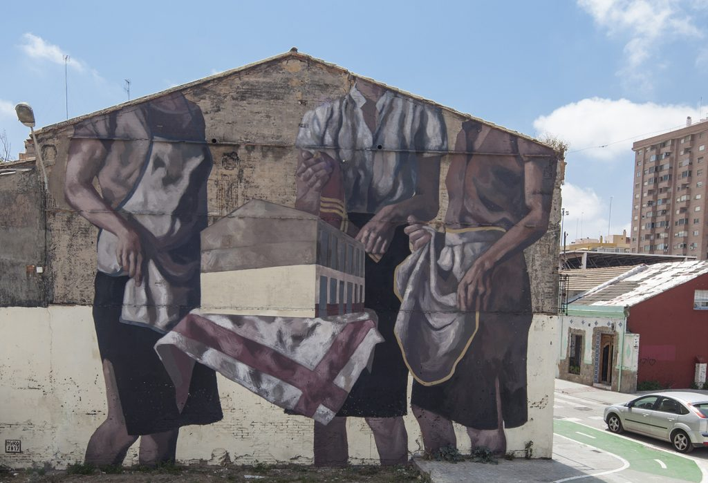 Hyuro in Valencia, Spain