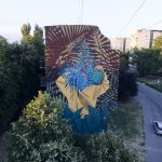"""Keep Growing"" by Artez in Novi Sad, Serbia"