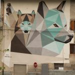 """The resistance of wolves"" by Riccardo Ten Colombo in Venaus, Italy"