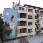 Two new murals from Artez in Croatia and Serbia