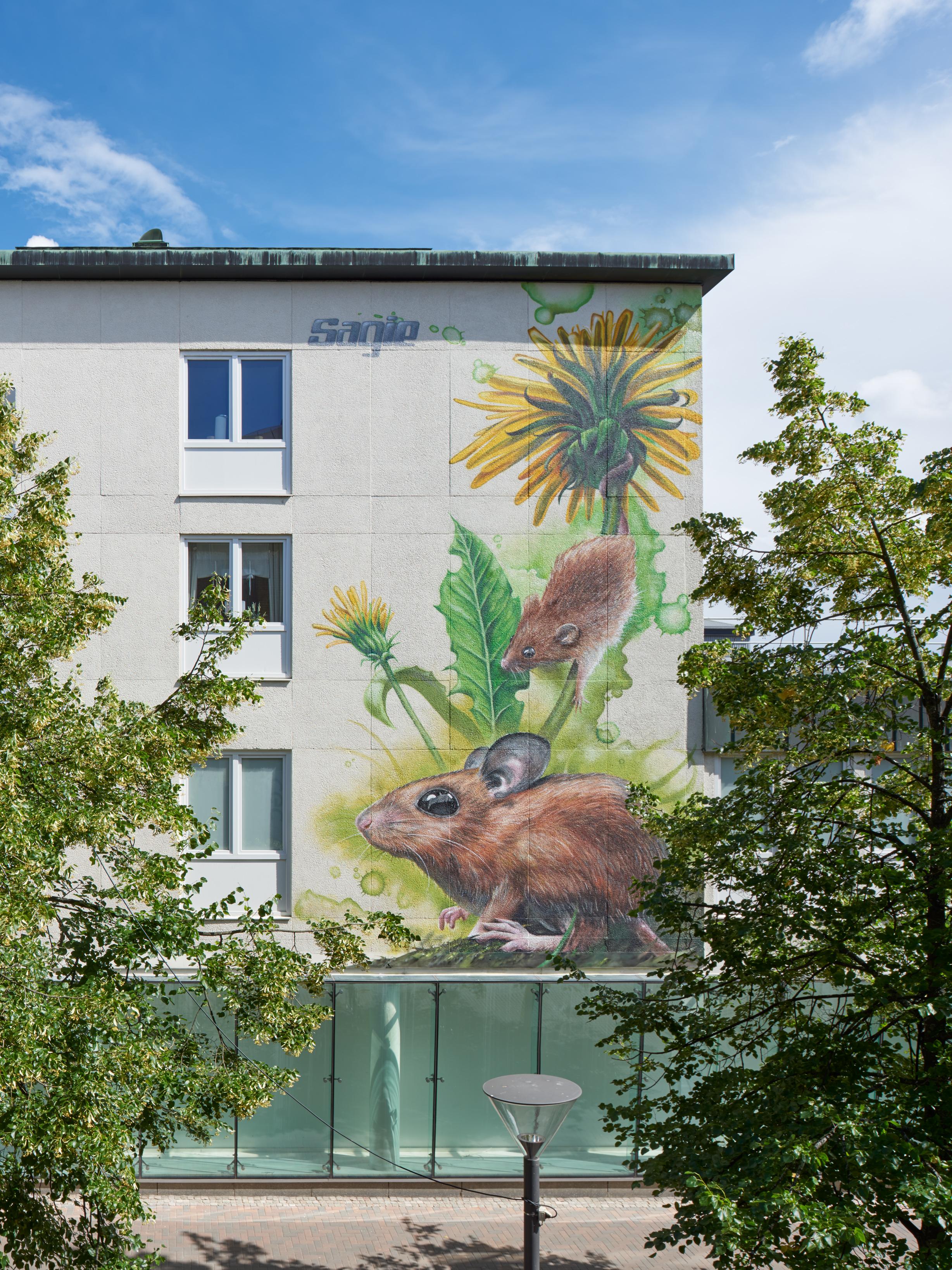 """ArtScape 2017 """"The White Moose Project"""" Artes & contextos Artscape 2017 Sagie S"""