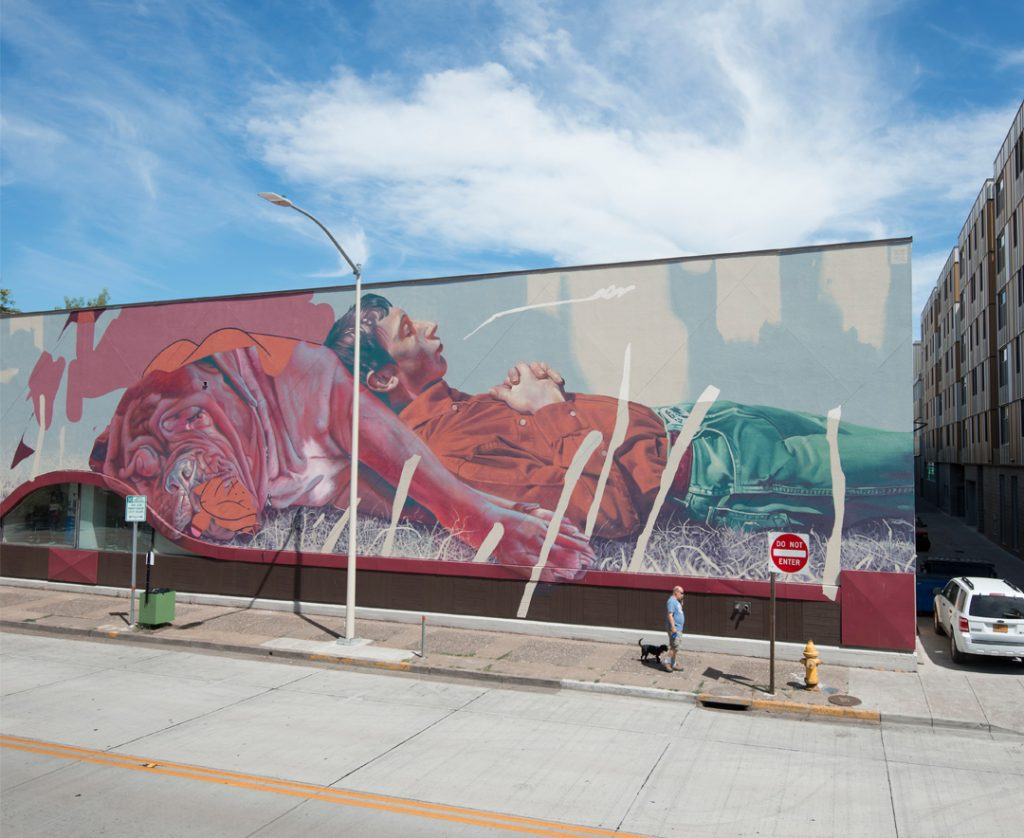 """Dog Daze Of Summer"" by Telmo Miel in Eugene, Oregon"