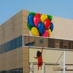 Fatma Al Ali for Ajman Murals in UAE