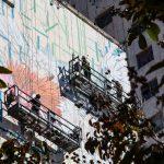 First Mural Festival in Belo Horizonte, CURA