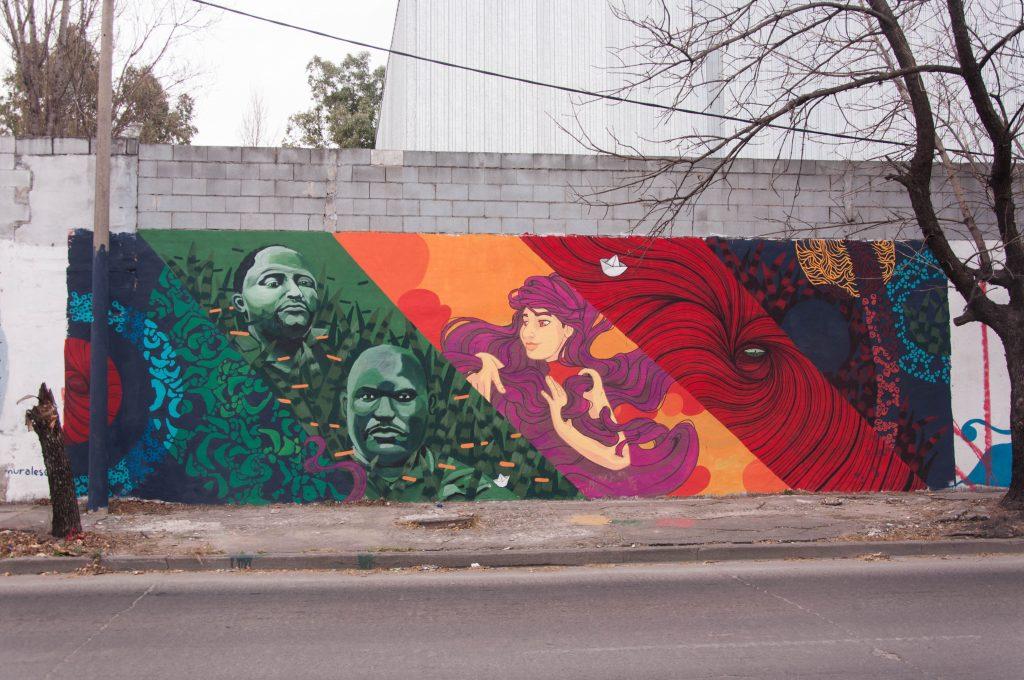 Sapo Rojo in Córdoba, Argentina