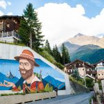 """Mountain Lovers"" by SeaCreative in Santa Caterina Valfurva, Italy"