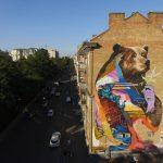 Kraser Tres in Kiev, Ukraine