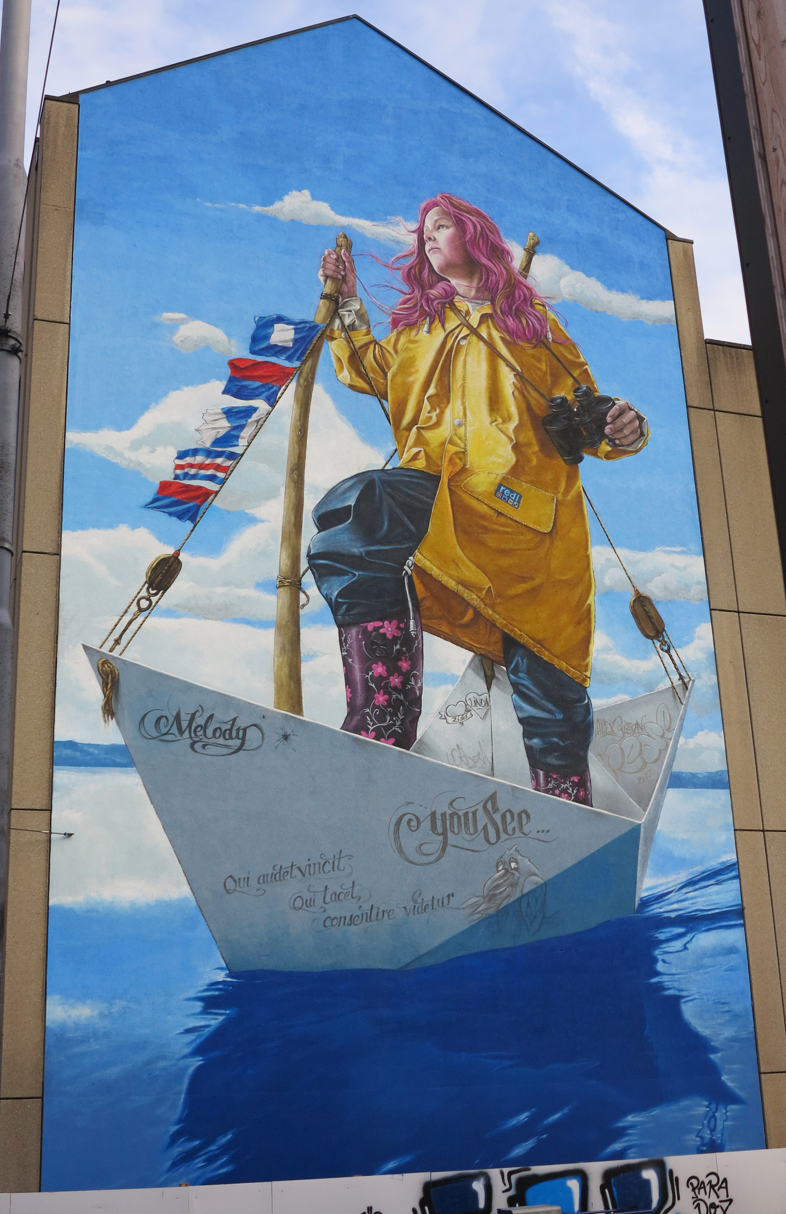 Melody by REDL in Zurich, Switzerland Artes & contextos Melody Bild Total Redl