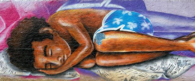 Graffiti and Its Reflection on Culture Artes & contextos Refugees Guilherme Jófili
