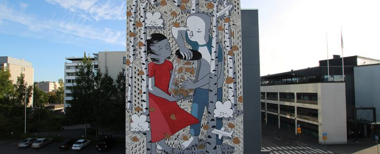 """""""Keep me"""" by Millo in Finland"""