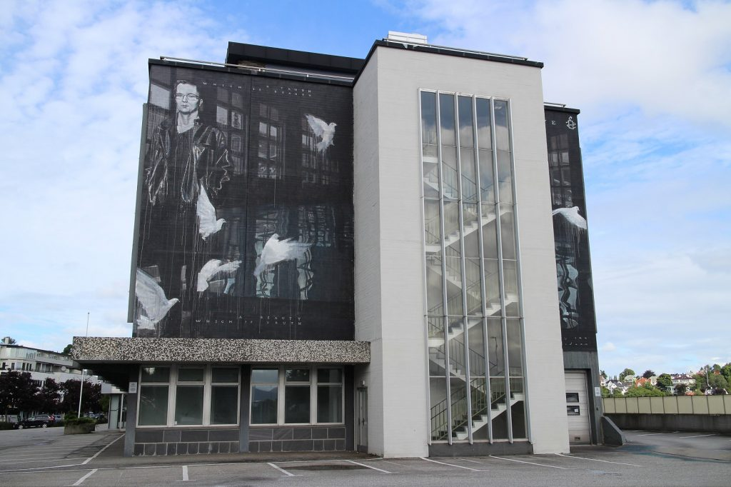 """""""A truth that is beauty. A beauty that is truth."""" by Ricky Lee Gordon in Stavanger"""