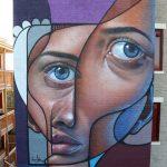 Belin new mural in Salem, MA