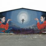 """Balance"" by Artez in Jesenice, Slovenia"