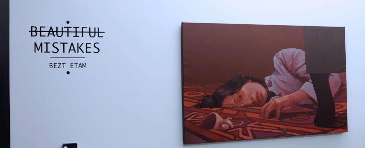 "Coverage: BEZT (Etam Cru) Solo Show ""Beautiful Mistakes"" @ Spoke Art Gallery, NYC"