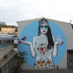 """Herehia"" by FinDAC in Papeete, Tahiti"