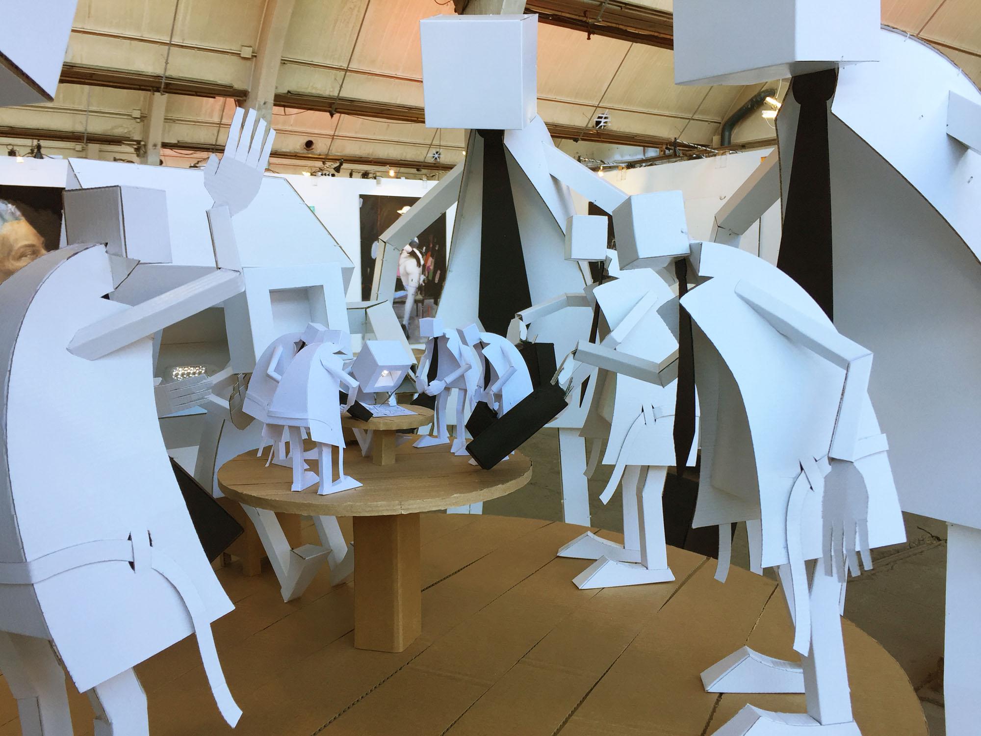 Coverage: Stroke Art Fair 2017 Artes & contextos Str 07