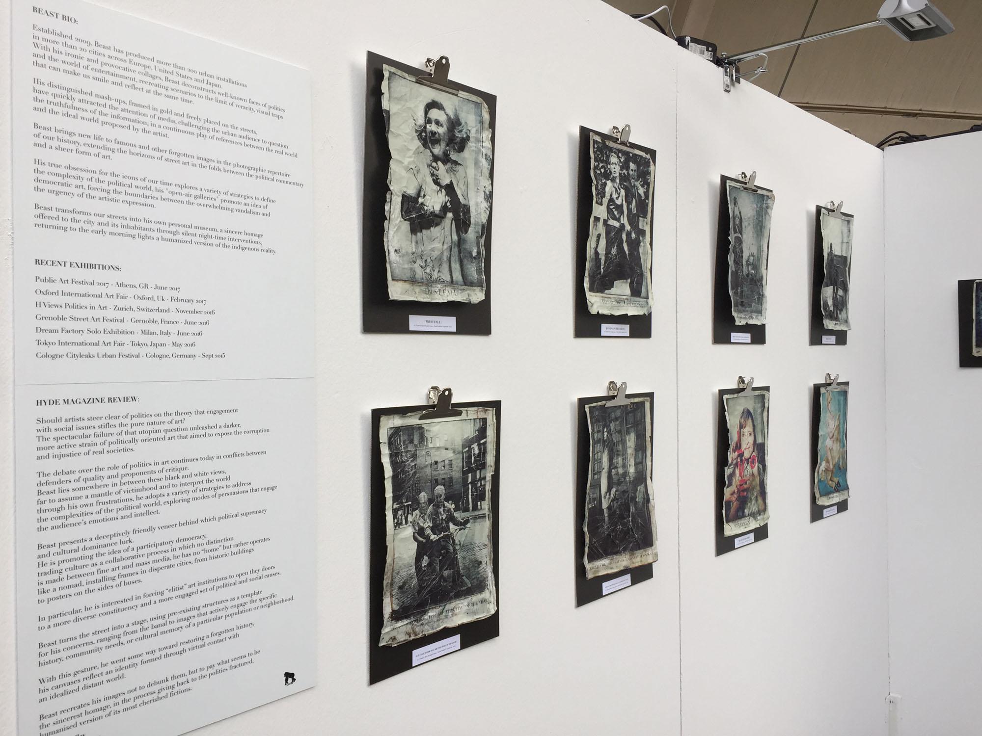 Coverage: Stroke Art Fair 2017 Artes & contextos Str 13