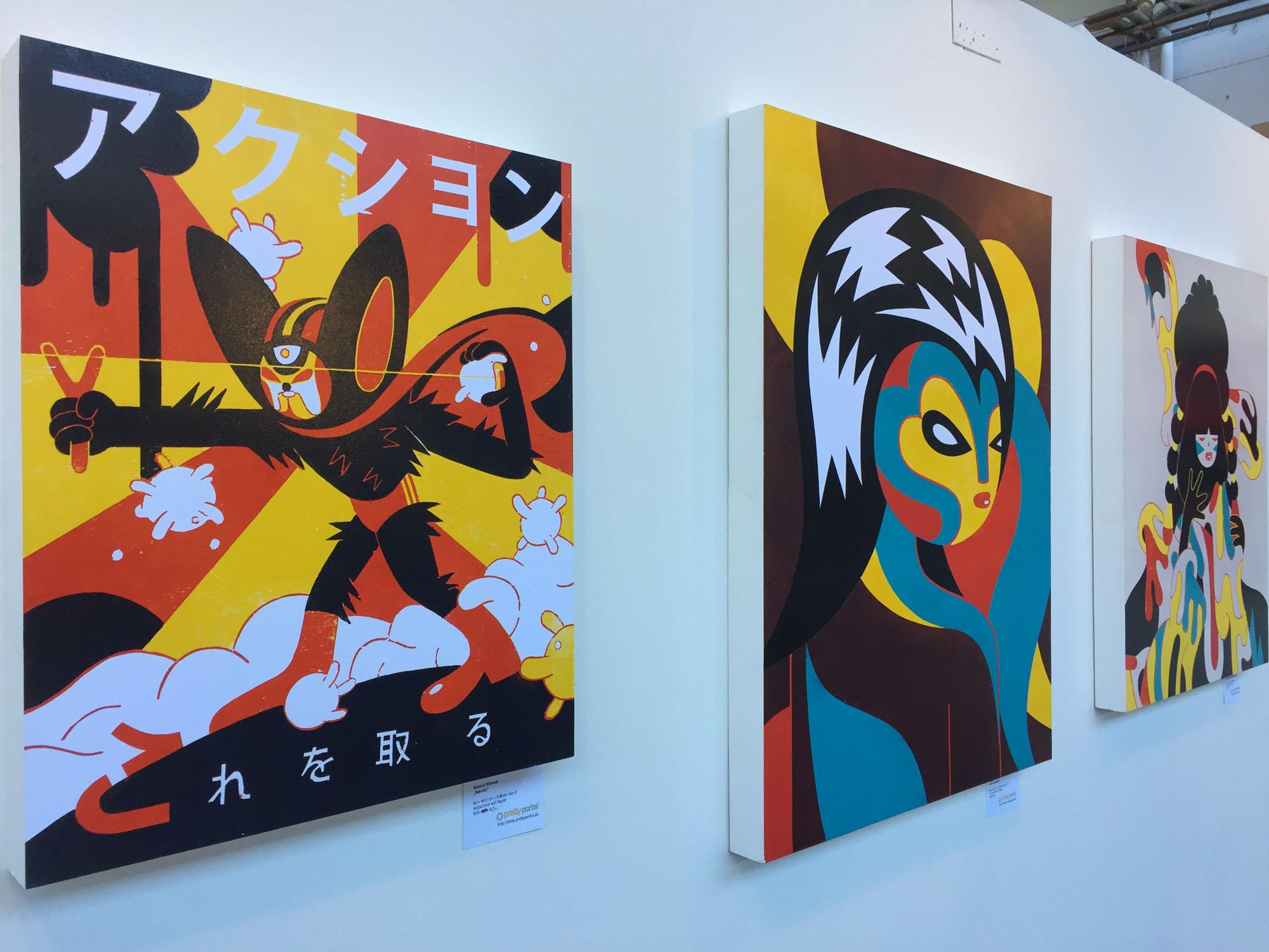 Coverage: Stroke Art Fair 2017 Artes & contextos Str 15