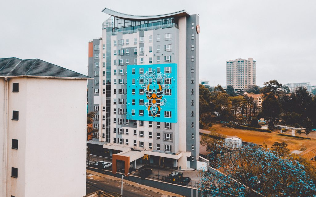 WiseTwo with two largest murals to date in East and Central Africa