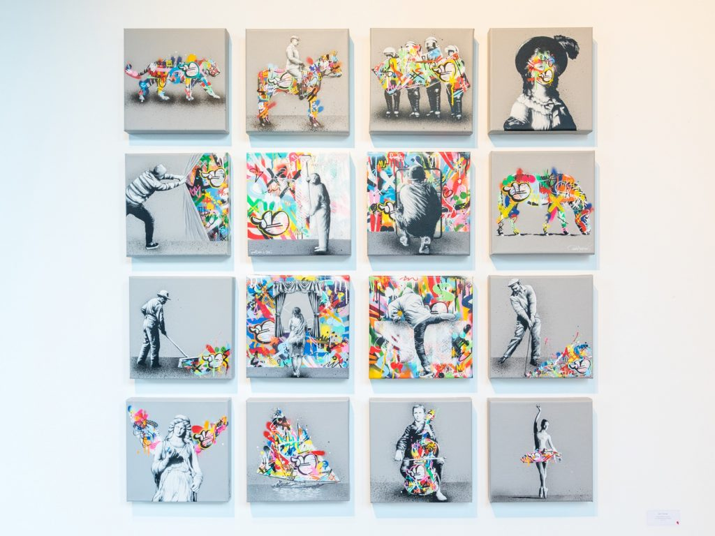 "Coverage: Martin Whatson ""Revive"" Solo Show @ RexRomae Los Angeles"