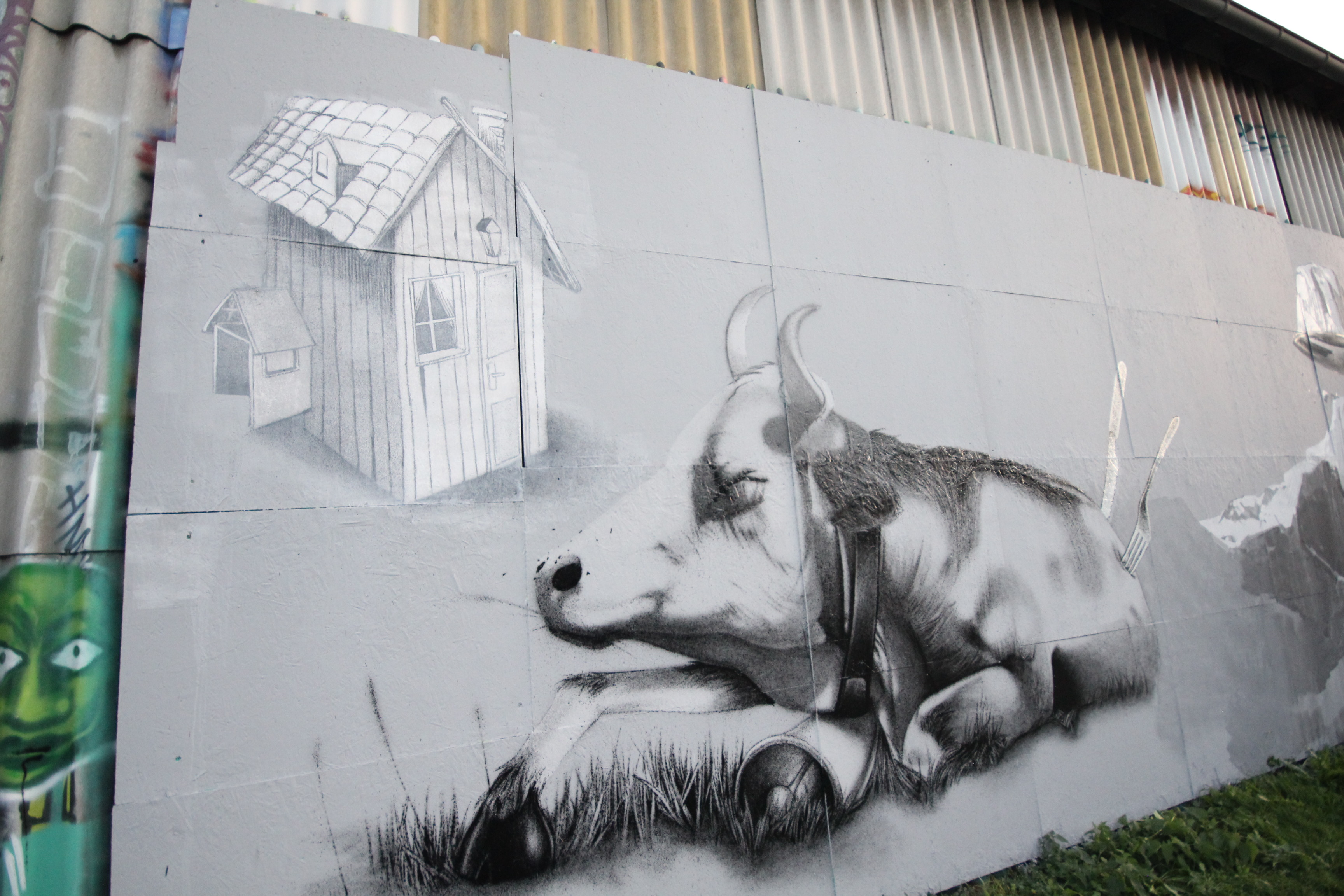 Two new murals from Ethos in Switzerland and USA Artes & contextos Ethos 3